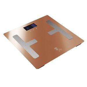 Osobní váha Smart s tělesnou analýzou 150 kg Rosegold Metallic Line