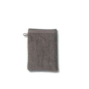 Žínka LADESSA 100% bavlna, šedá 15x21cm