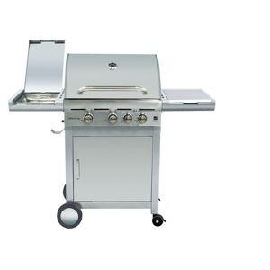 Plynový gril California BBQ Premium line, 4 hořáky