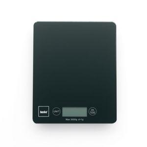 Váha kuchyňská digitální 5 kg PINTA černá