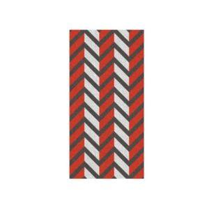 Osuška LADESSA, 100% bavlna, červená 70x140cm